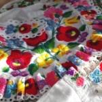 kalocsai Kalocsa embroidery hímzés minta