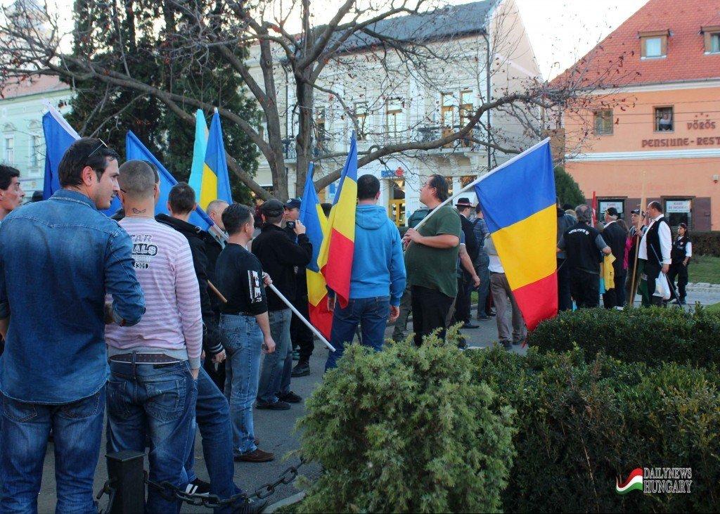 provocation-Romania