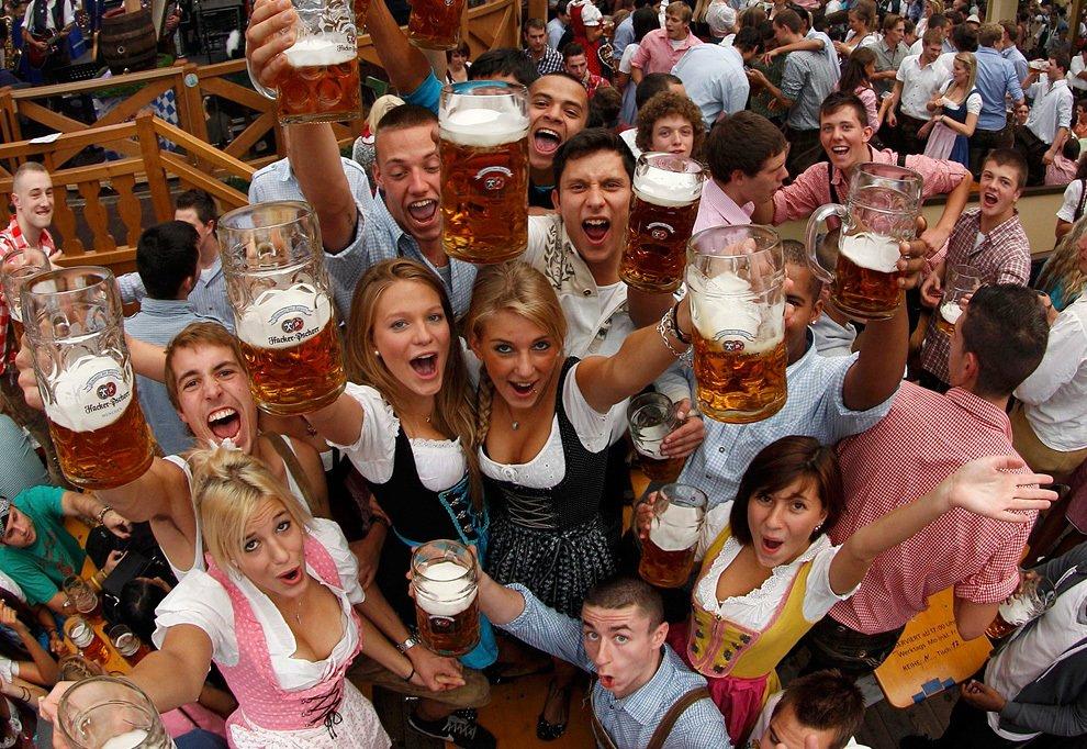 Oktoberfest in Budapest – October 11-13.