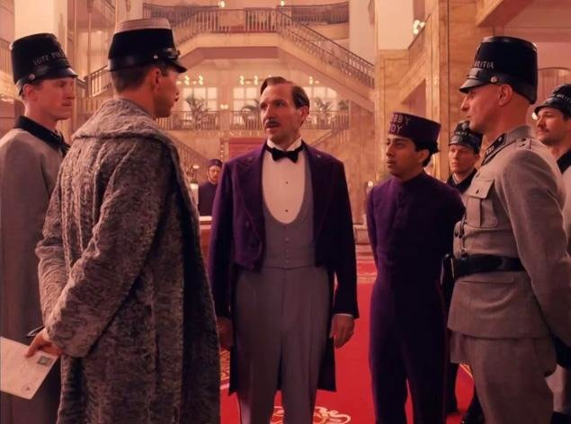 'The Grand Budapest Hotel' is classic Wes Anderson' – Trailer of the new movie