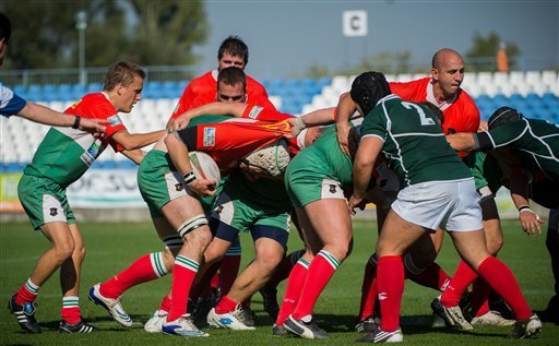 Hungarian Rugby climb 10 places in rankings