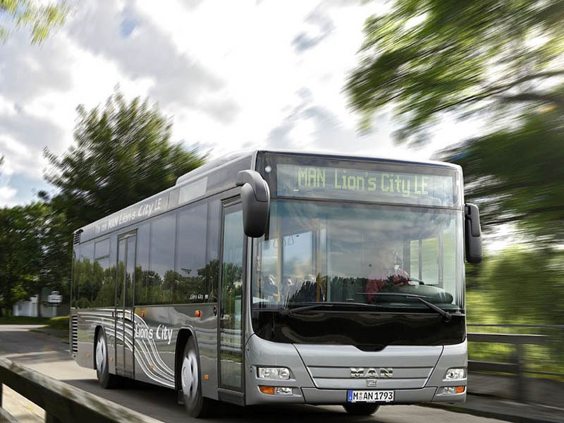 MAN Delivers 106 City Buses to Budapest