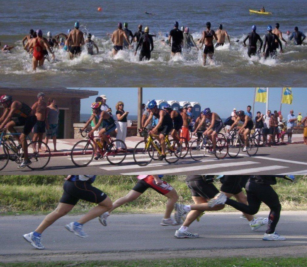 Hungarians and Aussies dominate triathlon