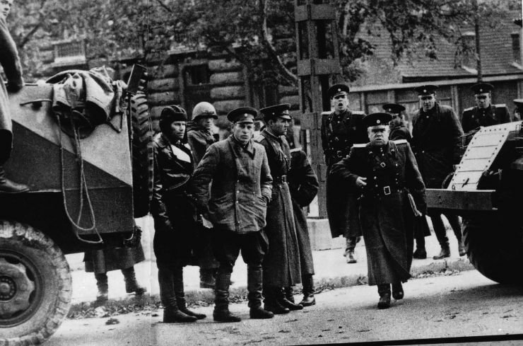 The end of Hungarian Uprising – 4 November 1956