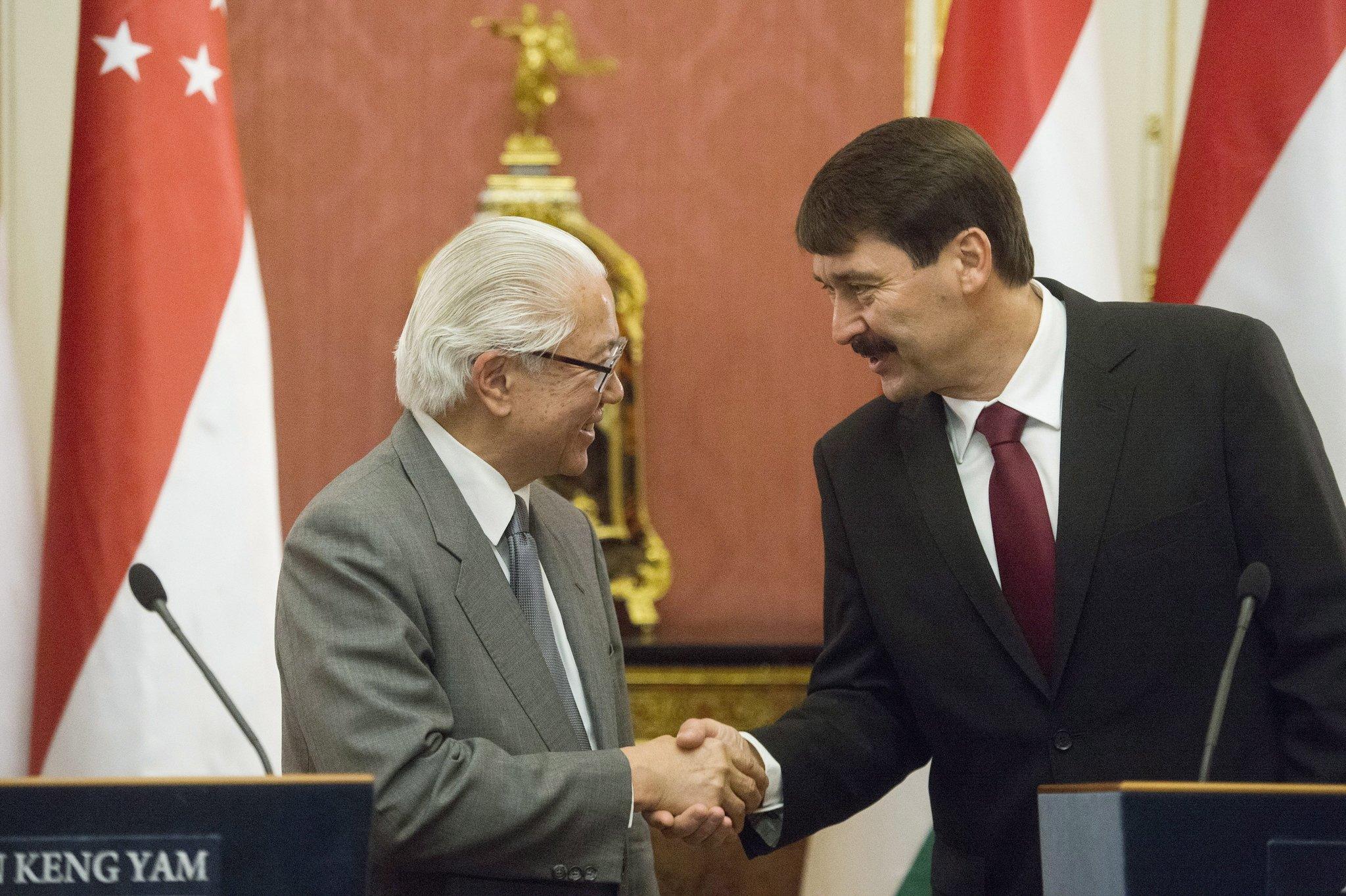Hungary backs EU-Singapore free trade agreement