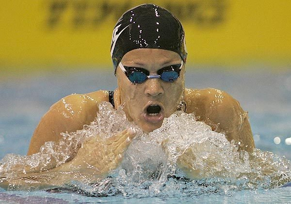 International Swimming Hall Of Fame Class Of 2014: Agnes Kovacs