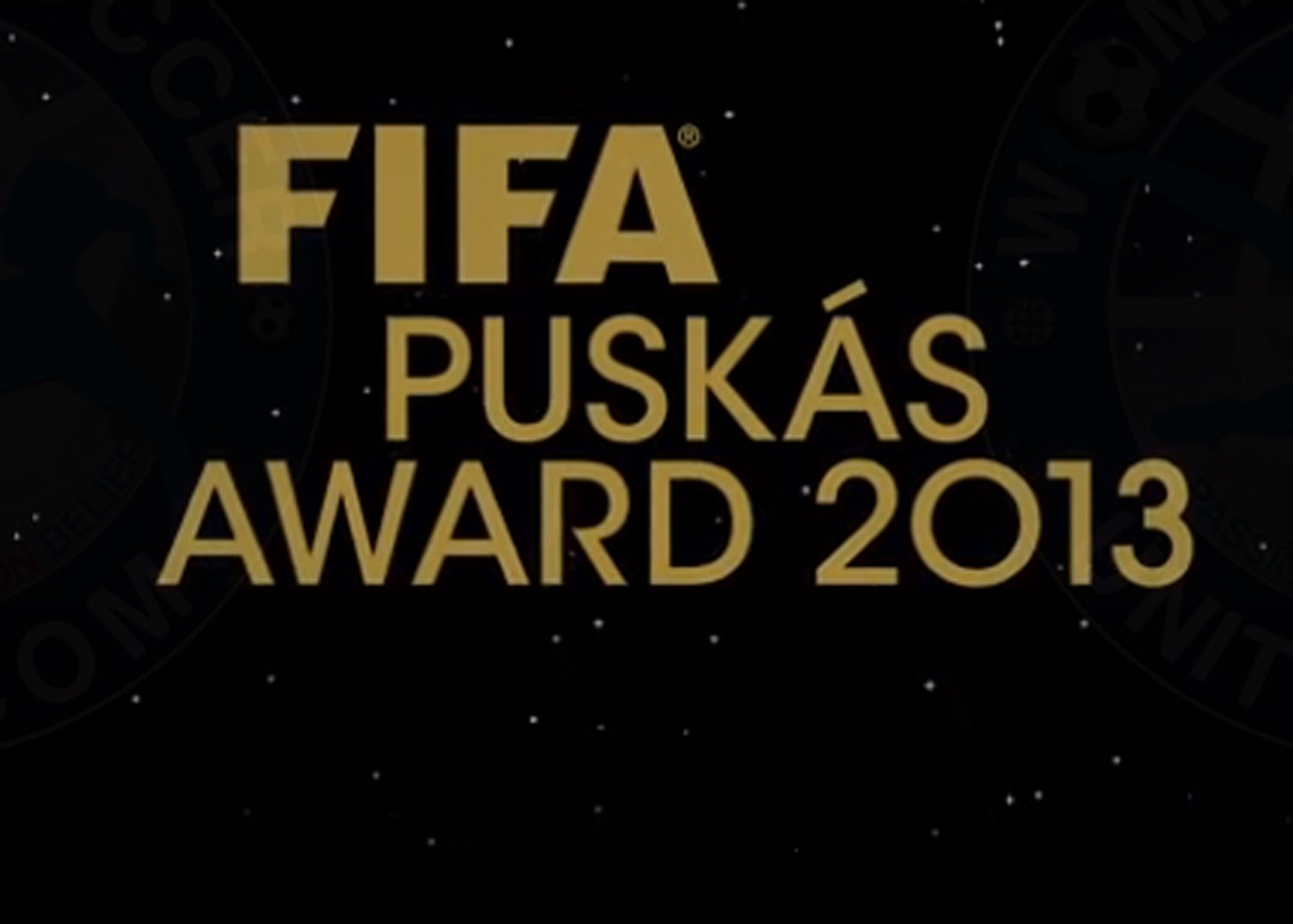 FIFA Puskás Award 2013: Ten best goals of the year announced – WATCH THIS VIDEO and VOTE