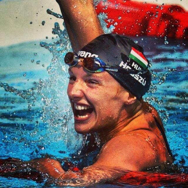 SWC 2013, Singapore Day 1: Katinka Hosszu two gold medals