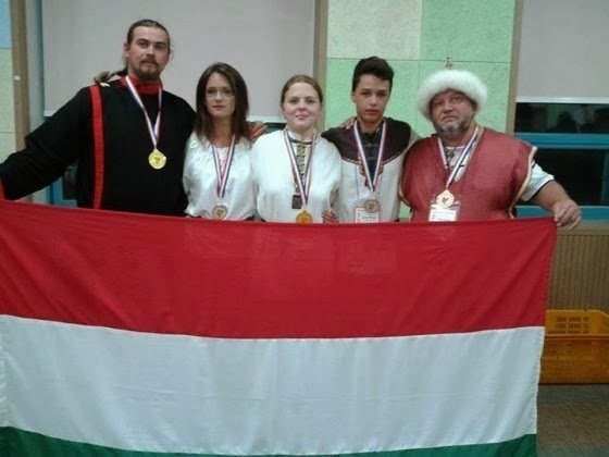 Marvelous Hungarian success at the Traditional Archery World Championships in South Korea