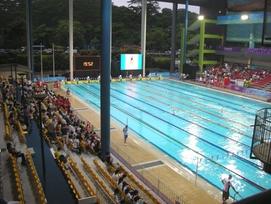 Fina Swimming World Cup: Hosszu and Gyurta in Singapore