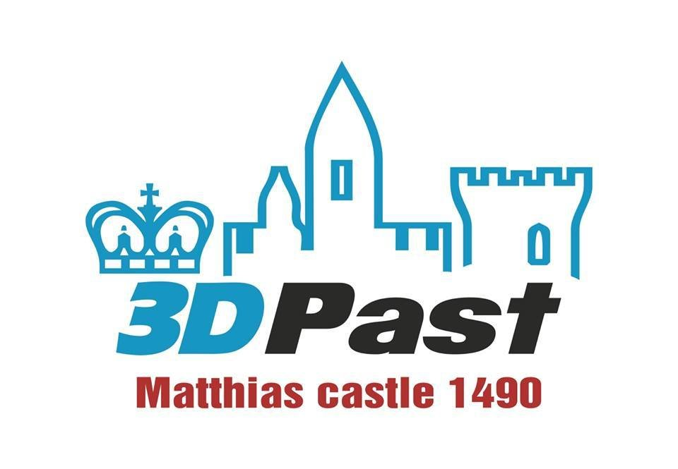 The Buda Castle in 1490 – 3D video