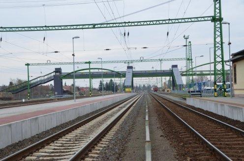 Developments of GYSEV in Szombathely-Szentgotthárd railway line region completed