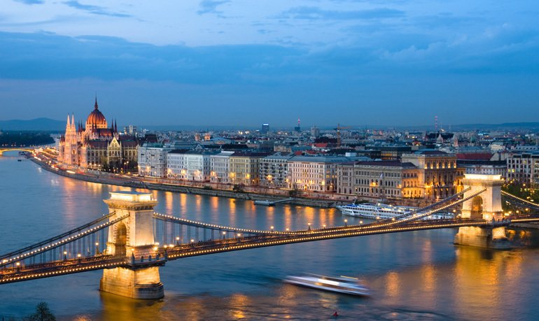Budapest Timelapse 2014 – VIDEO