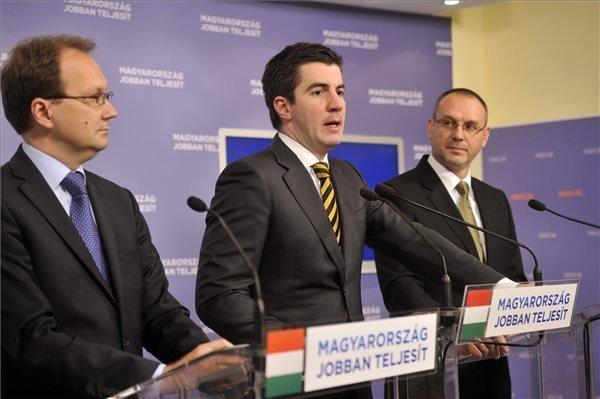 Fidesz: Hungary ends successful 2013