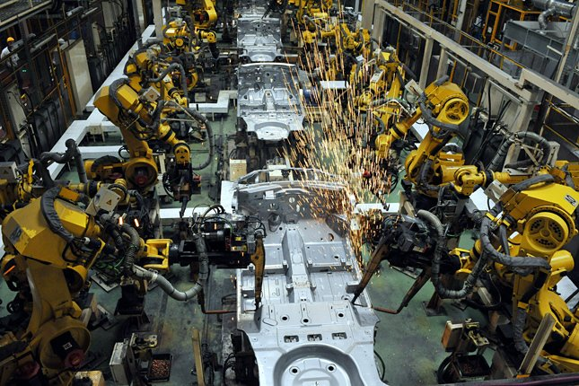 Hungary Oct industrial output up 6.0 pc