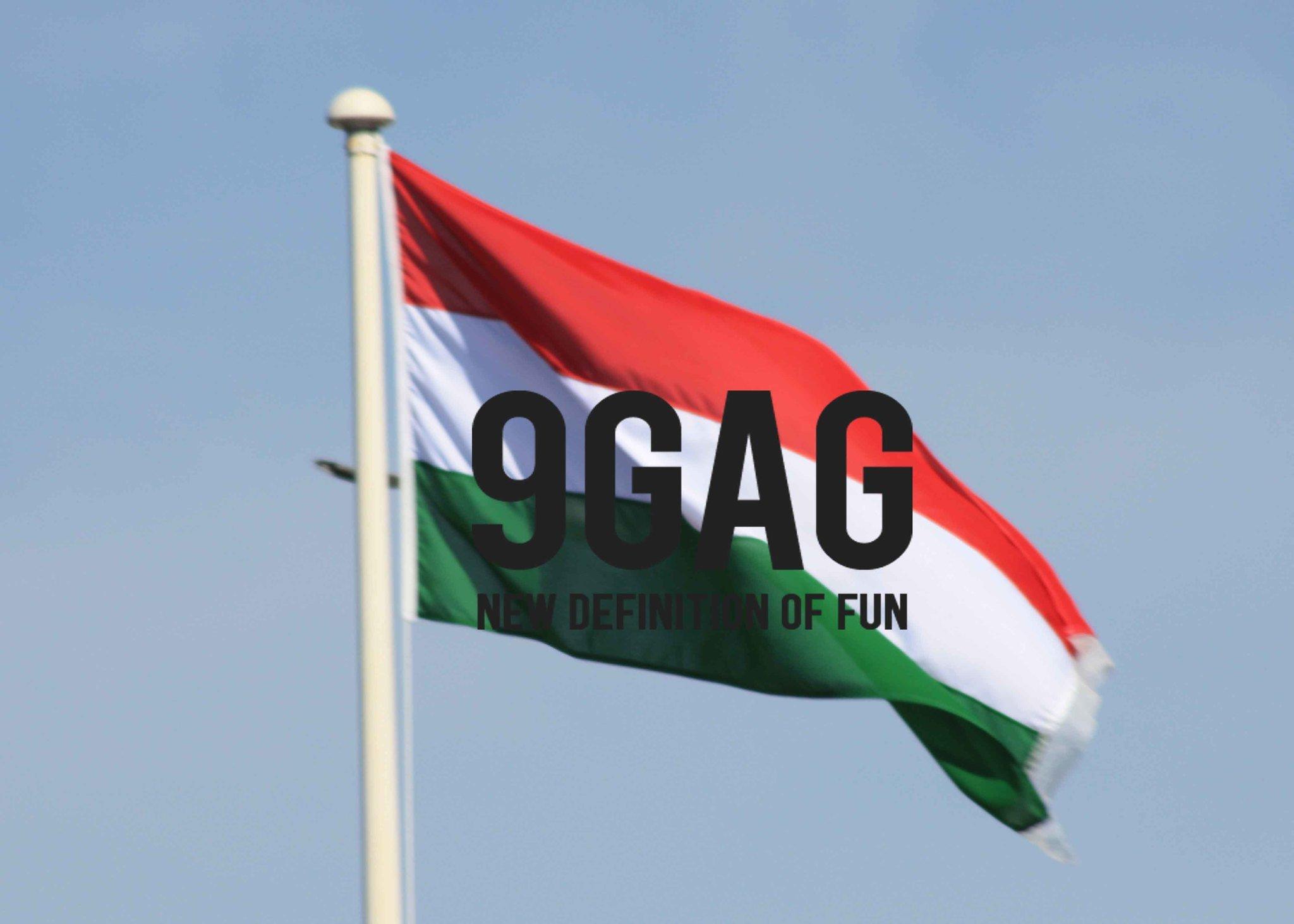 9GAG: I'm Hungarian!