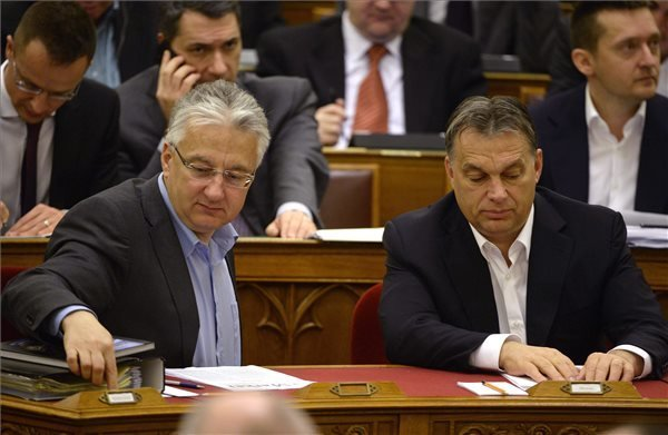 Parliament approves 2014 budget