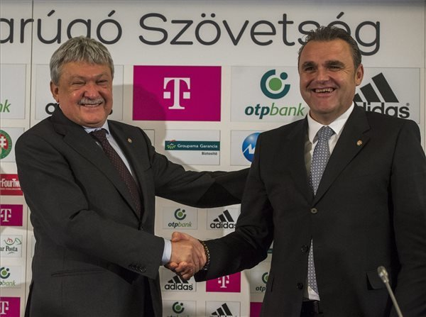 Hungary's national eleven has new coach: Attila Pinter