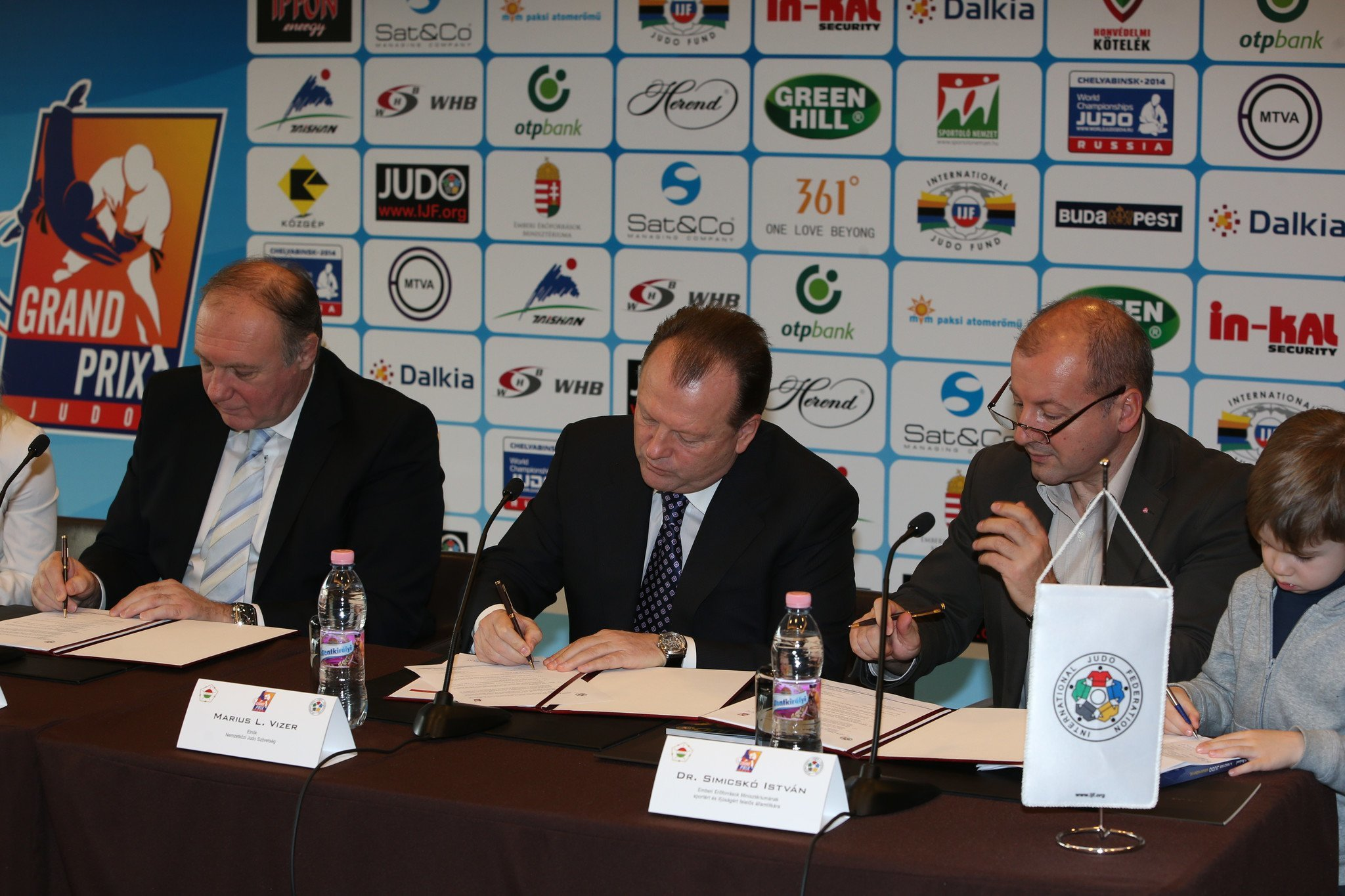 World Judo Tour: Hungary joins with Budapest Grand Prix