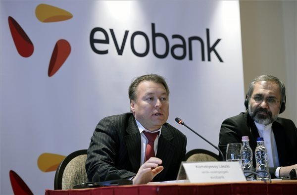 Evobank: Iranian individuals, companies can open bank account in Hungary