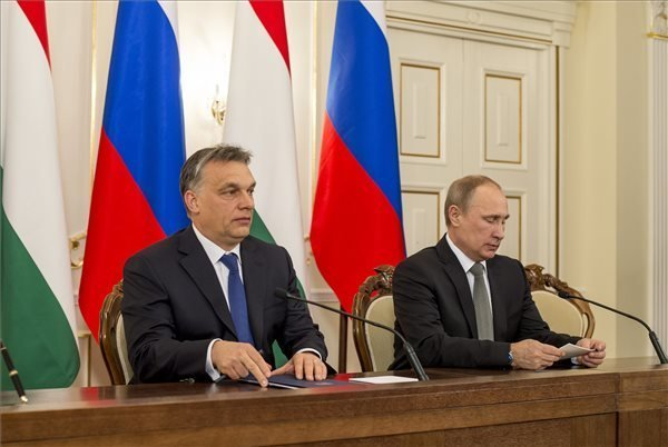 Orban to visit Russia on February 17