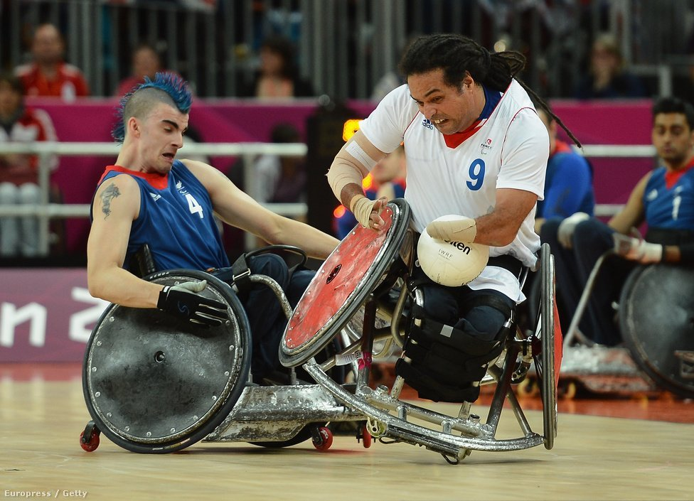 Rugby: Hungary is the first European country to host an international wheelchair  tournament