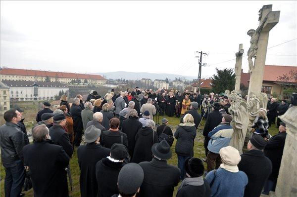 Ecumenical service held in memory of Thomas Becket in Esztergom