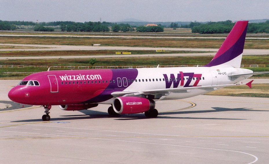 Wizz Air launches Budapest-Sofia flight