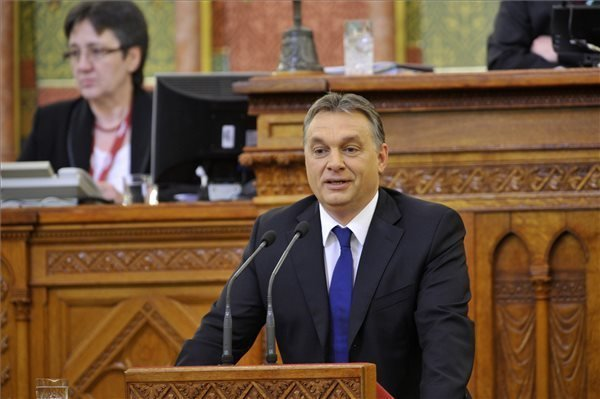 Orban: Hungary in a better position than four years ago – Opposition reactions