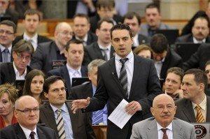 Hungarian Parliament - Vona