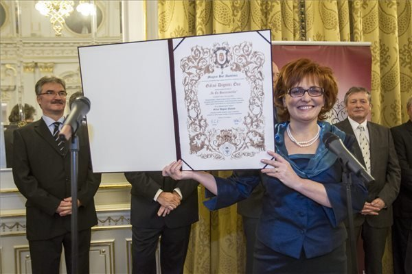 Vintner of Year: Eva Dignisz Gal first woman to be named