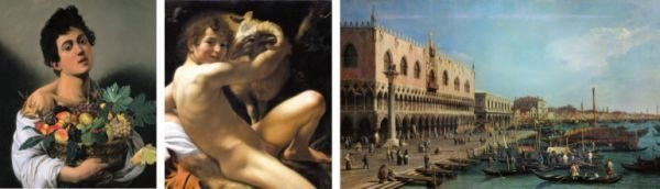 Caravaggio to Canaletto Exhibition until 16 February