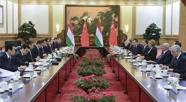 Hungary, China to intensify ties during Orban's visit