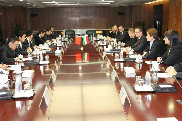 Hungary-China mixed economic cttee discusses transport developments