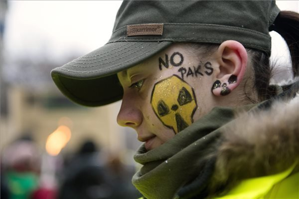 Recent demonstrations against nuclear agreement