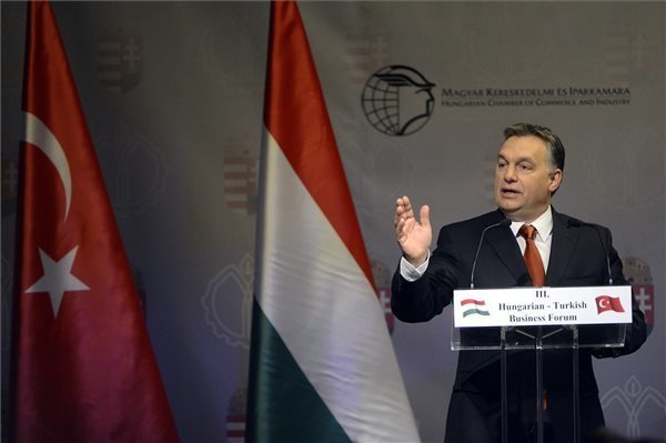 3rd Hungarian-Turkish Business Forum: Orban wants Hungary to become area of European innovation