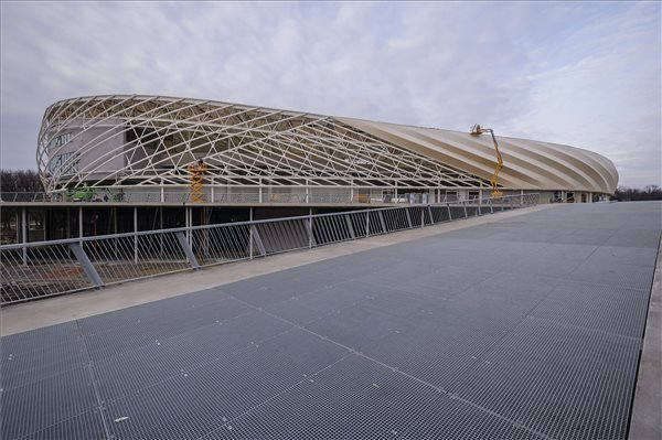 Hungarian Stadium Building Program Marches On
