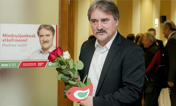 The first Hungarian candidate in Slovakia on the presidential election