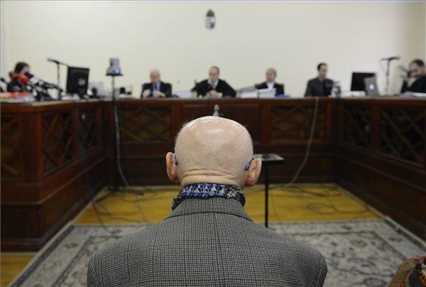 War-crimes trial of former communist official starts