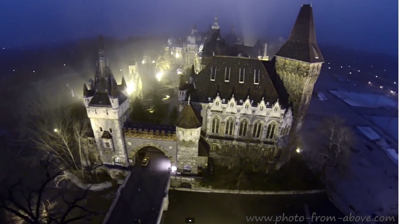 Budapest – A City Of Light – Arial VIDEO