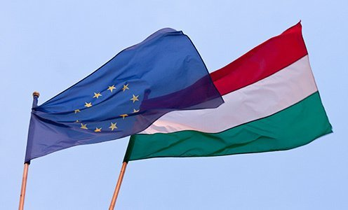 hungary eu flag