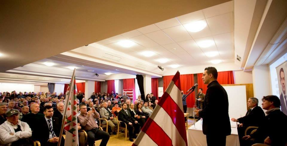 Fidesz loses, Jobbik gains support in February