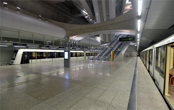 "OLAF: ""Alleged fraud and irregularities"" at the development of metro line M4"
