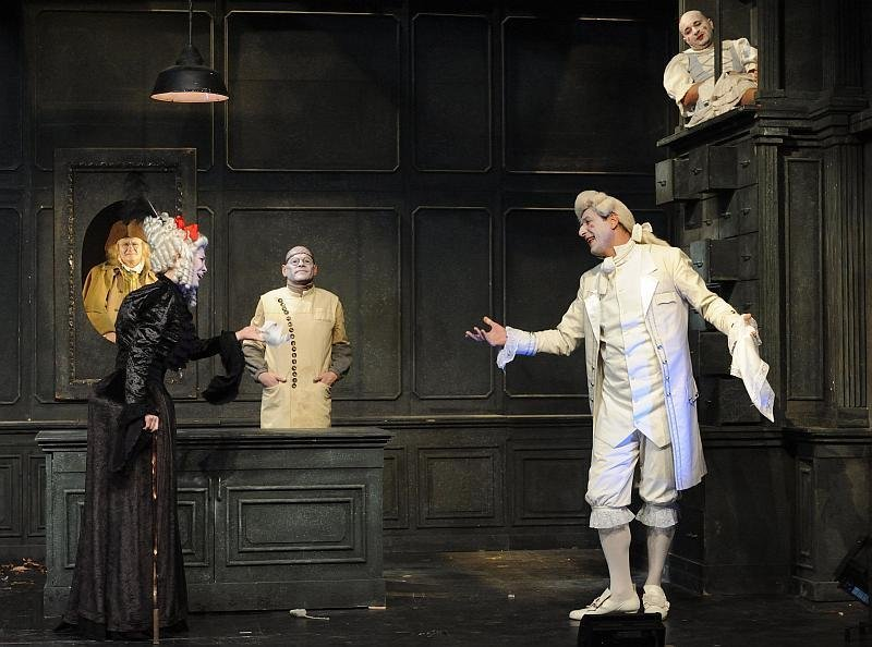 Hungarian theatre festival starts in Berlin