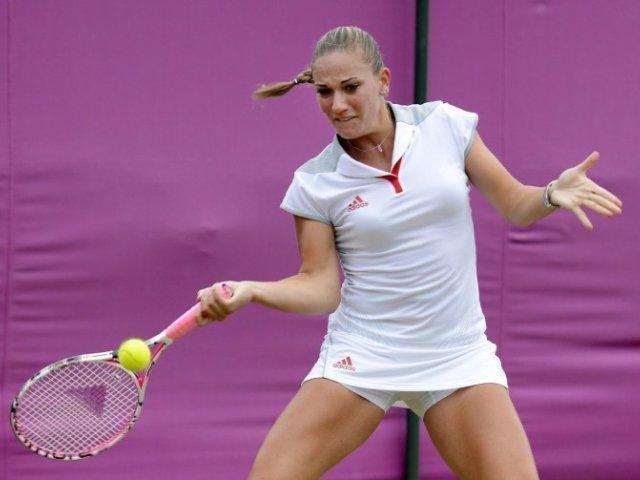 Women Tennis T 237 Mea Babos Starts Wonderfully The New
