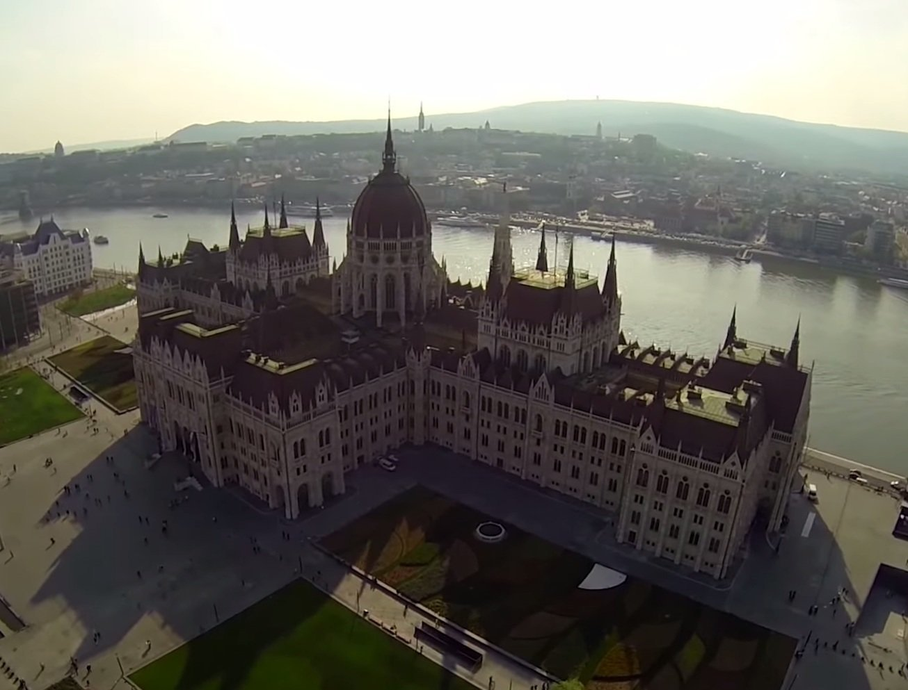 Budapest voted 2nd best city by US internet audience