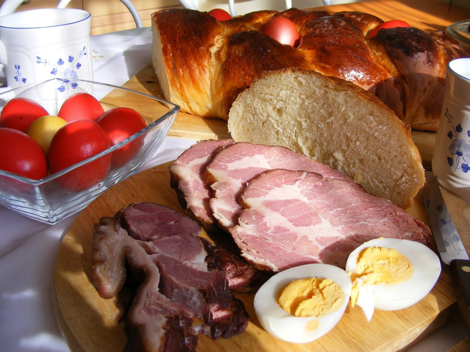 Traditional Dishes Of Easter In Hungary