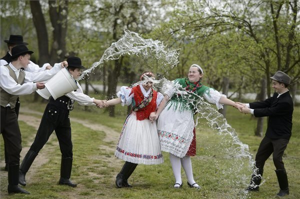 Easter Traditions Of Hungary
