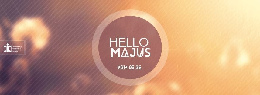 Hello Május! with Cruise Party – May 6