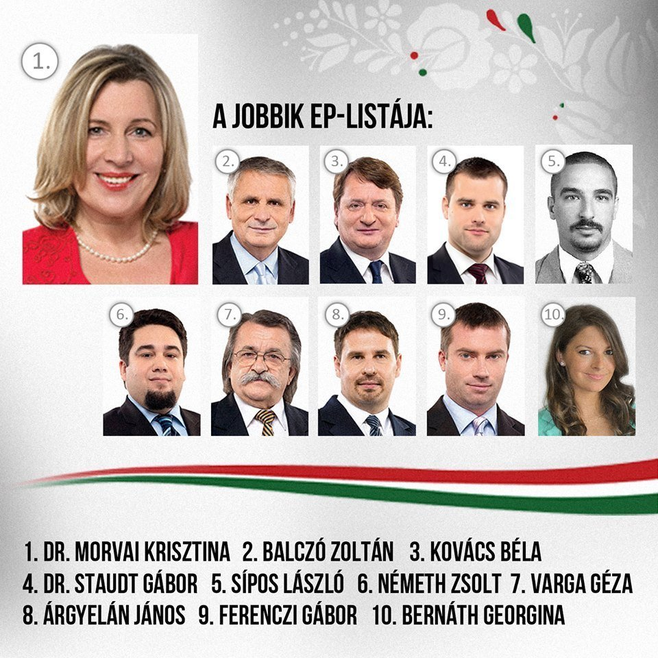 EP Elections – Jobbik Introduced Its Candidates